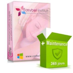 Pack Logiciel Easybel Institut + 1 an de Maintenance