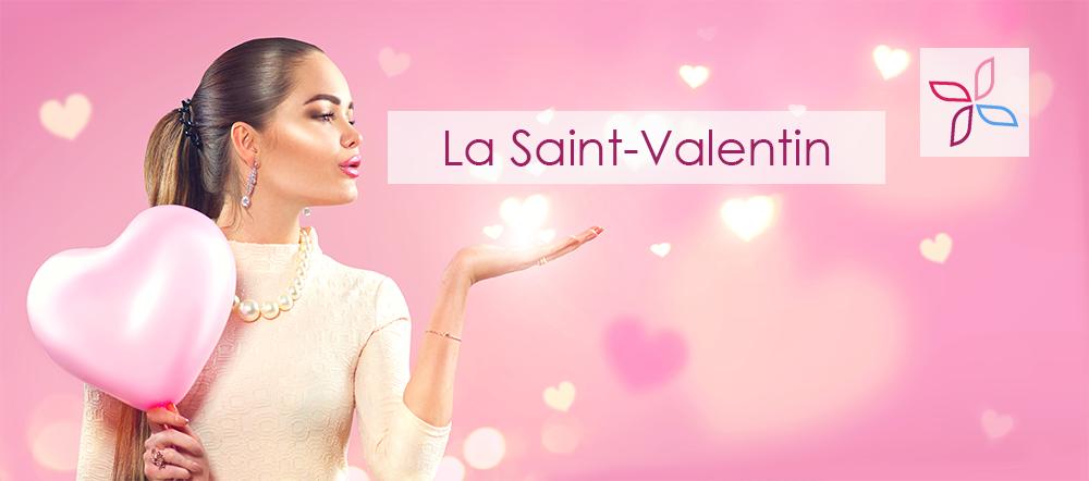 Préparer la Saint-Valentin dans votre salon / institut